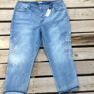 NWT Liberation by people's by liberation jeans 20W